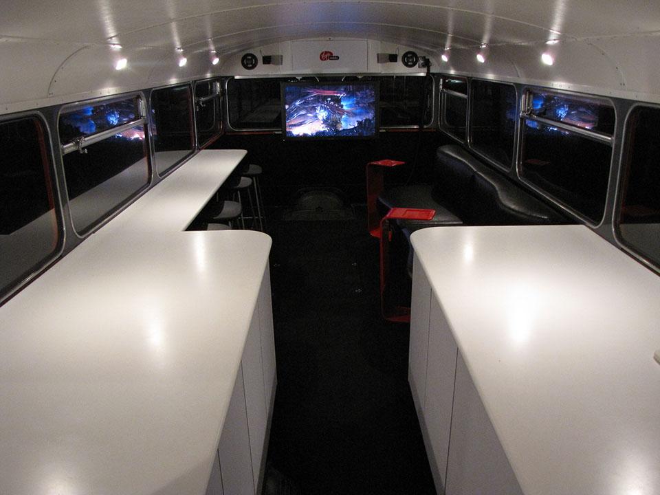 Bottom Level Interior