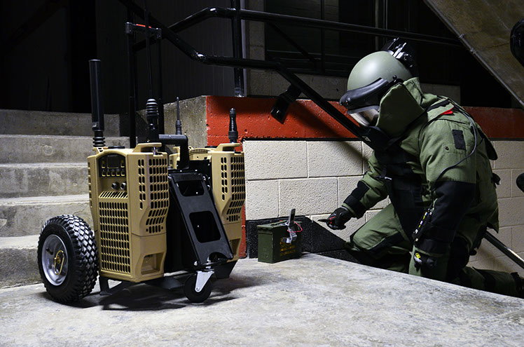 Modular ECM Carrier